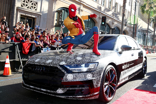 Bild för Spider-Man: Homecoming